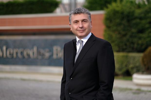 Mercedes-Benz Türk İcra Kurulu Başkanı Süer Sülün