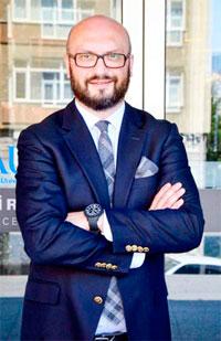 Oğuzhan Süral/HY Sağlık CEO'su