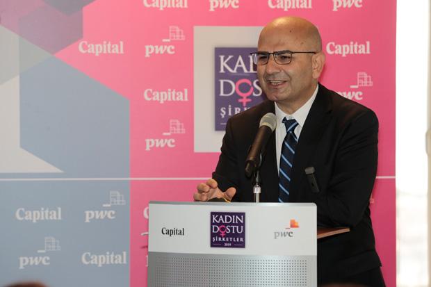 Capital & Ekonomist Dergileri Yayın Direktörü Rauf Ateş