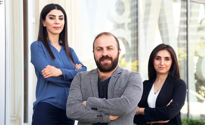 Dr. Asiye Karakullukcu, Mürsel Baydemir, Serap Yeşilkır Baydar